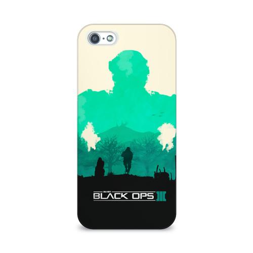 Чехол для Apple iPhone 5/5S 3D  Фото 01, Call Of Duty _2