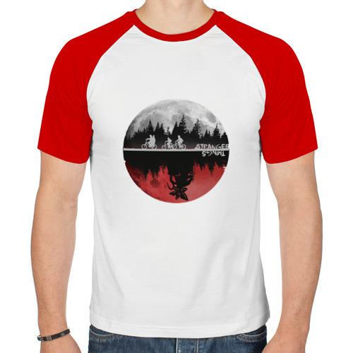 Мужская футболка реглан  Фото 01, Очень странные дела