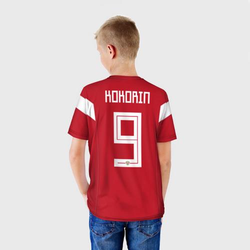 Детская футболка 3D  Фото 02, Кокорин ЧМ 2018
