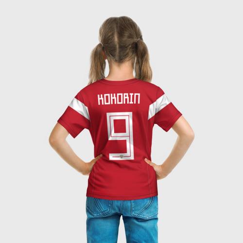 Детская футболка 3D  Фото 04, Кокорин ЧМ 2018