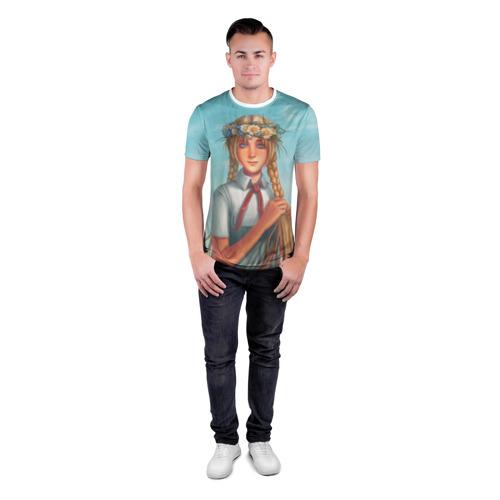 Мужская футболка 3D спортивная  Фото 04, Everlasting Summer_Славя