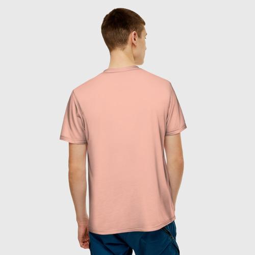 Мужская футболка 3D  Фото 02, Everlasting Summer_Ульяна