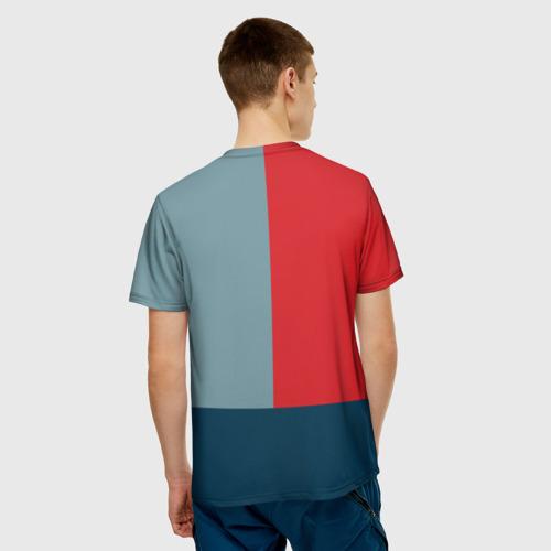 Мужская футболка 3D  Фото 02, Everlasting Summer_Ульяна 2