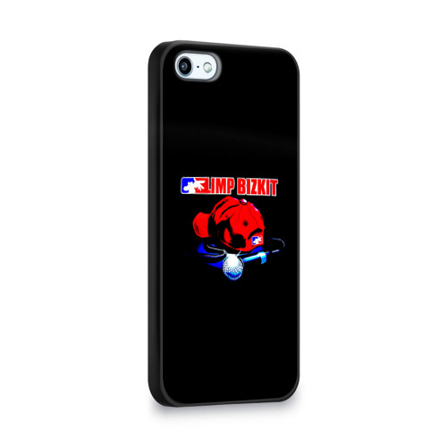 Чехол для Apple iPhone 5/5S 3D  Фото 02, Limp Bizkit