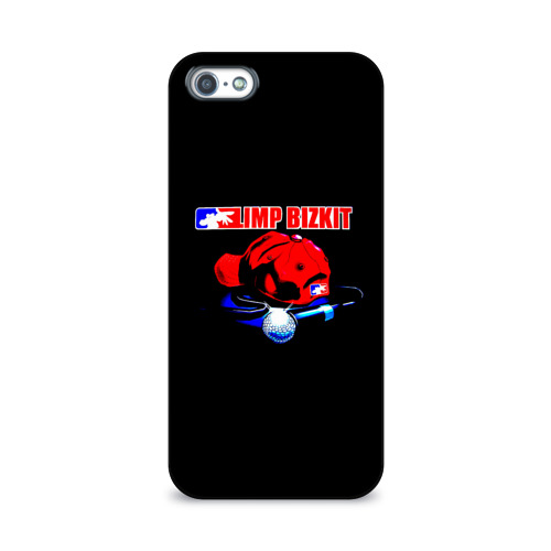 Чехол для Apple iPhone 5/5S 3D  Фото 01, Limp Bizkit