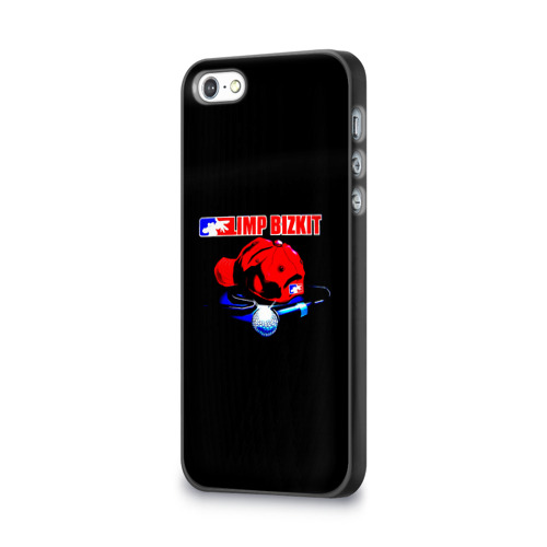 Чехол для Apple iPhone 5/5S 3D  Фото 03, Limp Bizkit