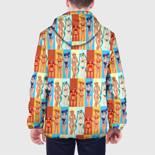Мужская куртка 3D  Фото 05, Бесконечно лето_3