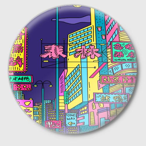 Значок  Фото 01, Токио