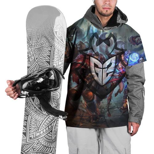 Накидка на куртку 3D  Фото 01, G2 LOL