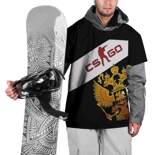 Накидка на куртку 3D  Фото 01, Counter Strike russia