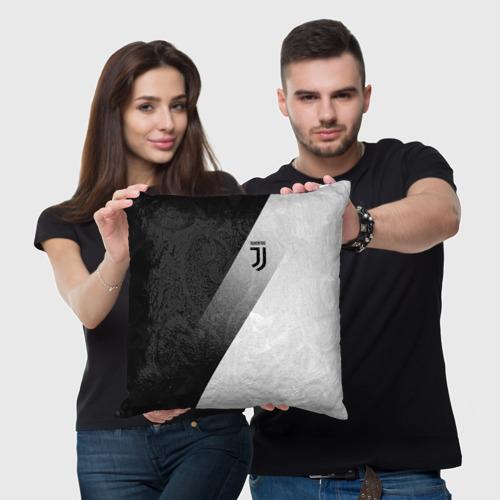 Подушка 3D  Фото 05, Juventus 2018 Элита