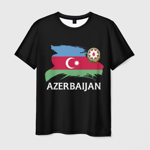 Мужская футболка 3D  Фото 03, Азербайджан