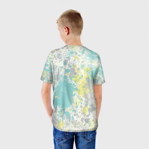 Детская футболка 3D  Фото 02, гитарист