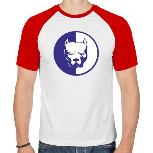 Мужская футболка реглан  Фото 01, Smotra