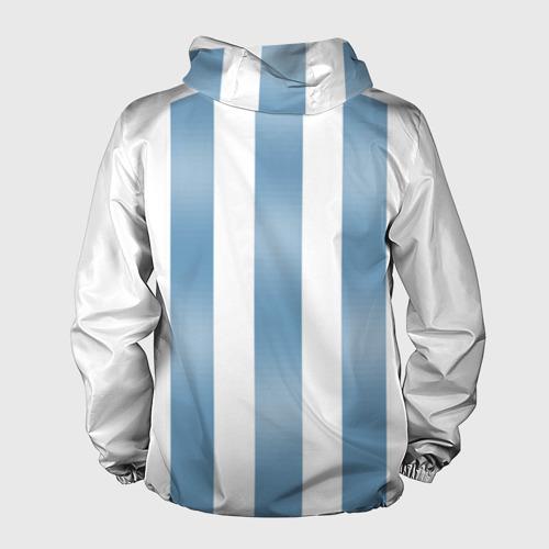 Мужская ветровка 3D  Фото 02, Аргентина ЧМ 2018