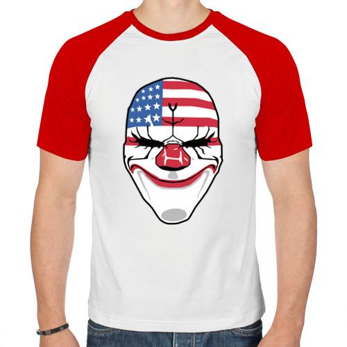 Мужская футболка реглан  Фото 01, Payday_5