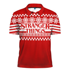 Свитер Stranger Things