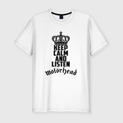 Keep calm and listen Motrhead