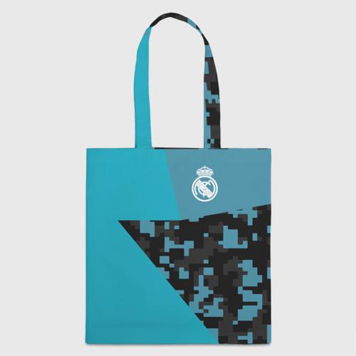 Сумка 3D повседневная Real Madrid 2018 Sportwear