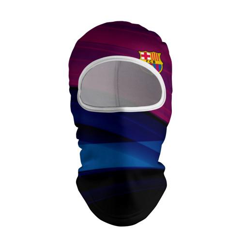 Балаклава 3D  Фото 01, FC Barca 2018 Original