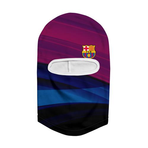 Балаклава 3D  Фото 02, FC Barca 2018 Original