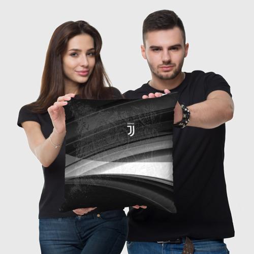 Подушка 3D  Фото 05, Juventus 2018 Original