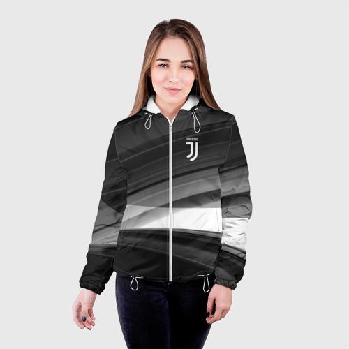 Женская куртка 3D  Фото 03, Juventus 2018 Original