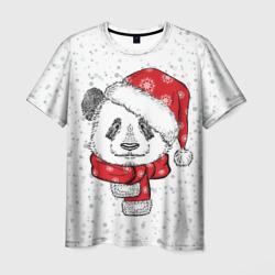 Панда Санта