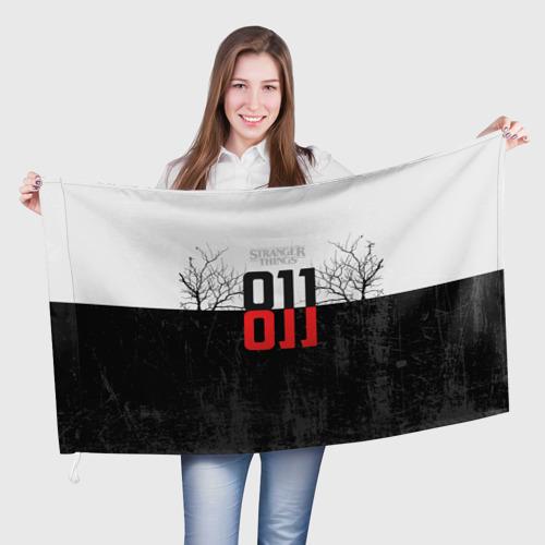 Флаг 3D Одиннадцать 011 Фото 01