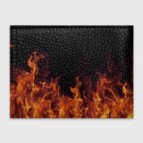 Обложка для студенческого билета  Фото 02, Люда огонь баба