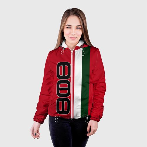 Женская куртка 3D  Фото 03, ФК УФА #3