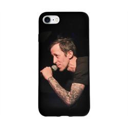 Чехол для Apple iPhone 8 силиконовый глянцевыйКровосток