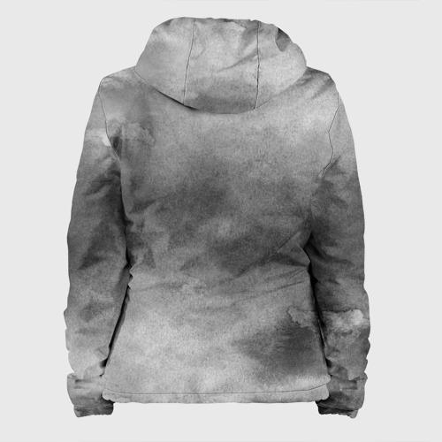 Женская куртка 3D  Фото 02, Кровосток