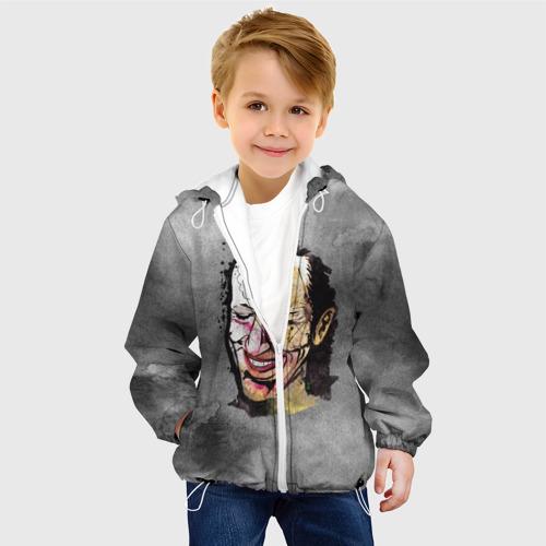 Детская куртка 3D  Фото 03, Кровосток