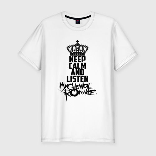 Keep calm and listen MCR