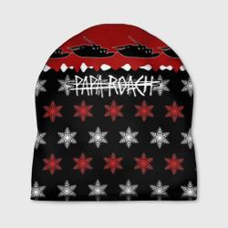 Праздничный Papa Roach
