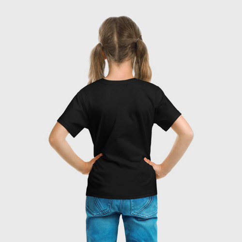 Детская футболка 3D Токийский гуль в капюшоне Фото 01