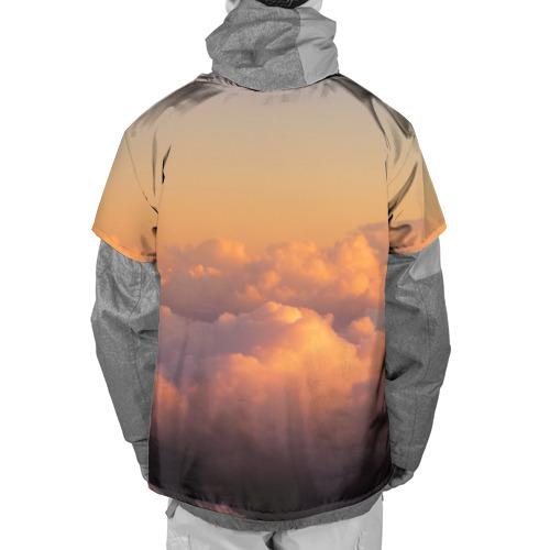 Накидка на куртку 3D  Фото 02, skydive