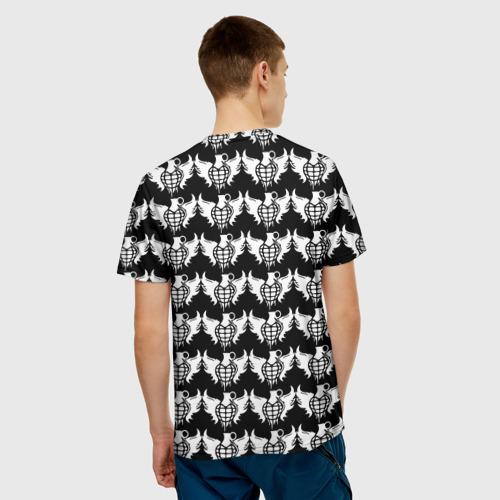 Мужская футболка 3D  Фото 02, Green Day