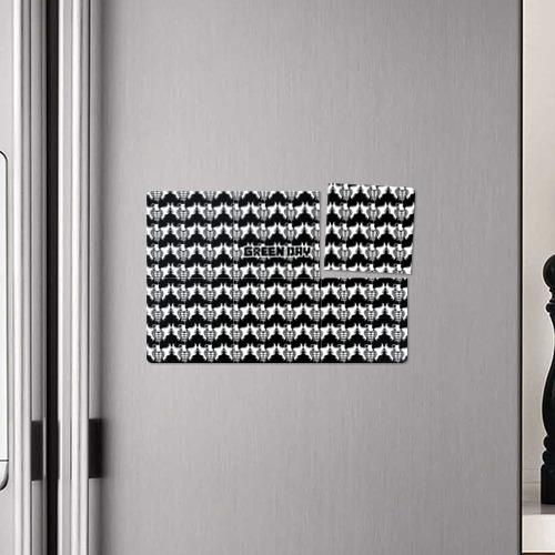 Магнитный плакат 3Х2 Green Day Фото 01
