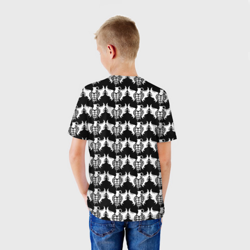Детская футболка 3D Green Day Фото 01