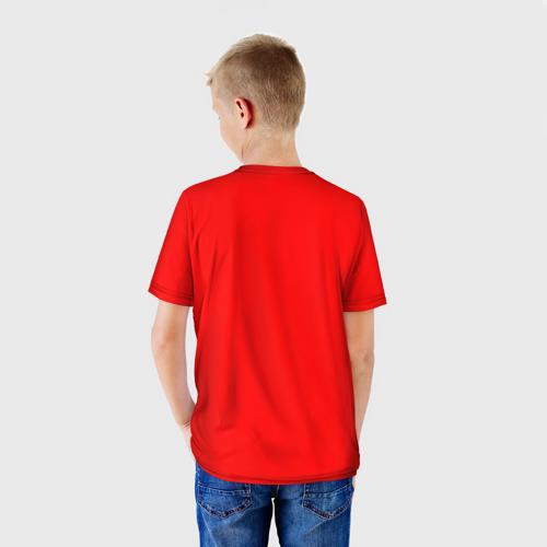 Детская футболка 3D  Фото 02, Сергей - сделано в СССР
