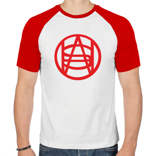 Мужская футболка реглан  Фото 01, Pentagram