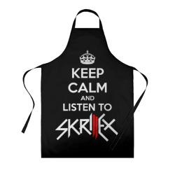 Skrillex keep calm