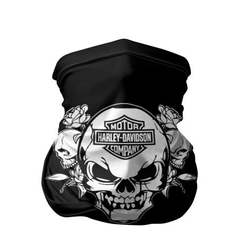 Бандана-труба 3D Harley-Davidson
