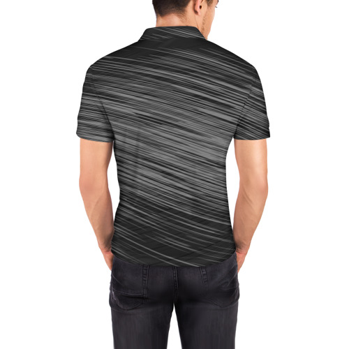 Мужская рубашка поло 3D  Фото 04, Motocross