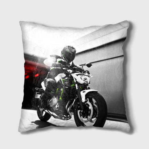 Подушка 3D  Фото 01, Kawasaki