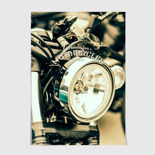 Vintage motocycle