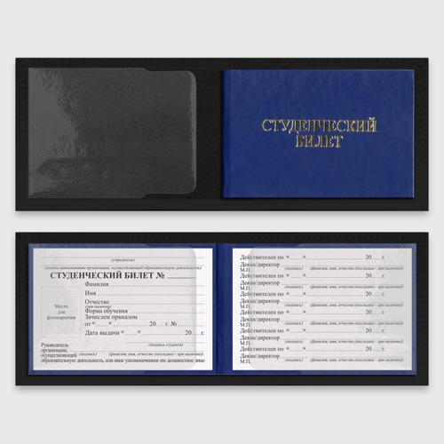 Обложка для студенческого билета  Фото 04, Праздничный Pink Floyd