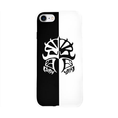 Чехол для Apple iPhone 8 силиконовый глянцевый Lordi